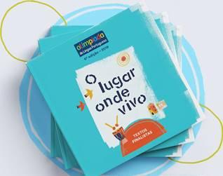 E-book reúne textos de estudantes das redes públicas finalistas na 6ª Olimpíada de Língua Portuguesa