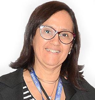 Secretária execuitva Maria do Socorro Araújo Gomes