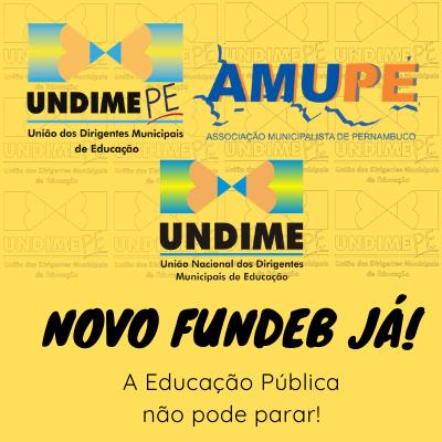 Undime Pernambuco, AMUPE  e Undime Nacional emitem carta conjunta aos Deputados Federais Pernambucanos no apoio da PEC 15/15