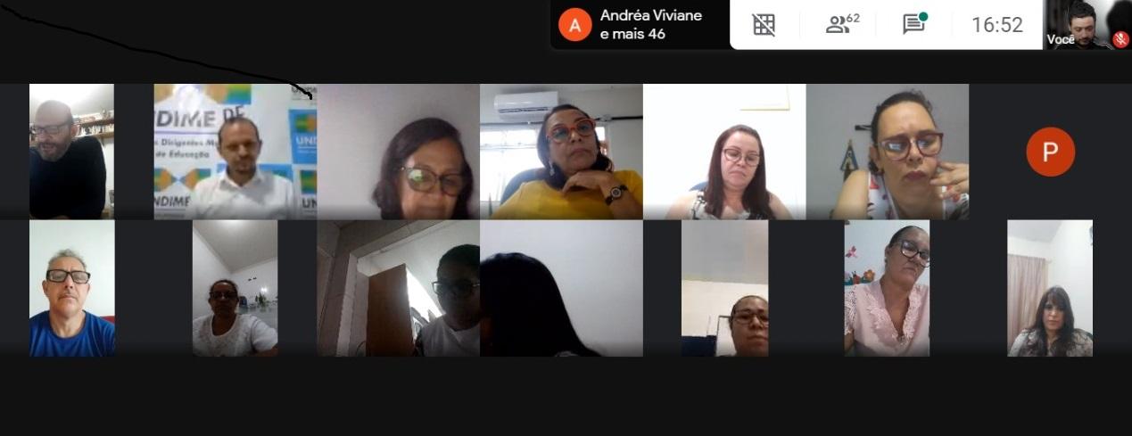Outubro: Mês das Reuniões Regionais da Undime Pernambuco