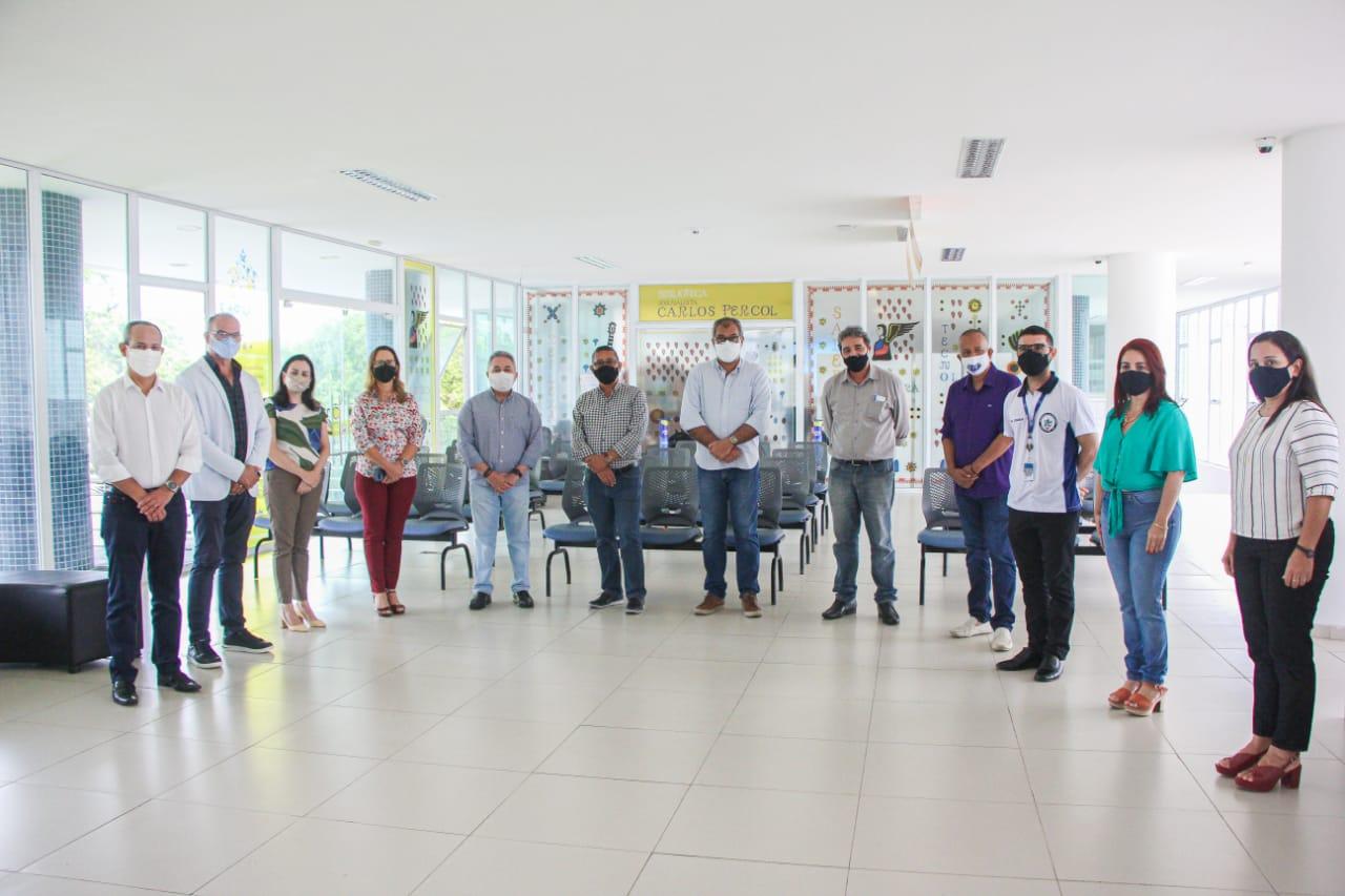 DME da Região Metropolitana do Recife voltam a se reunir para discutir a educação com foco na educação regional
