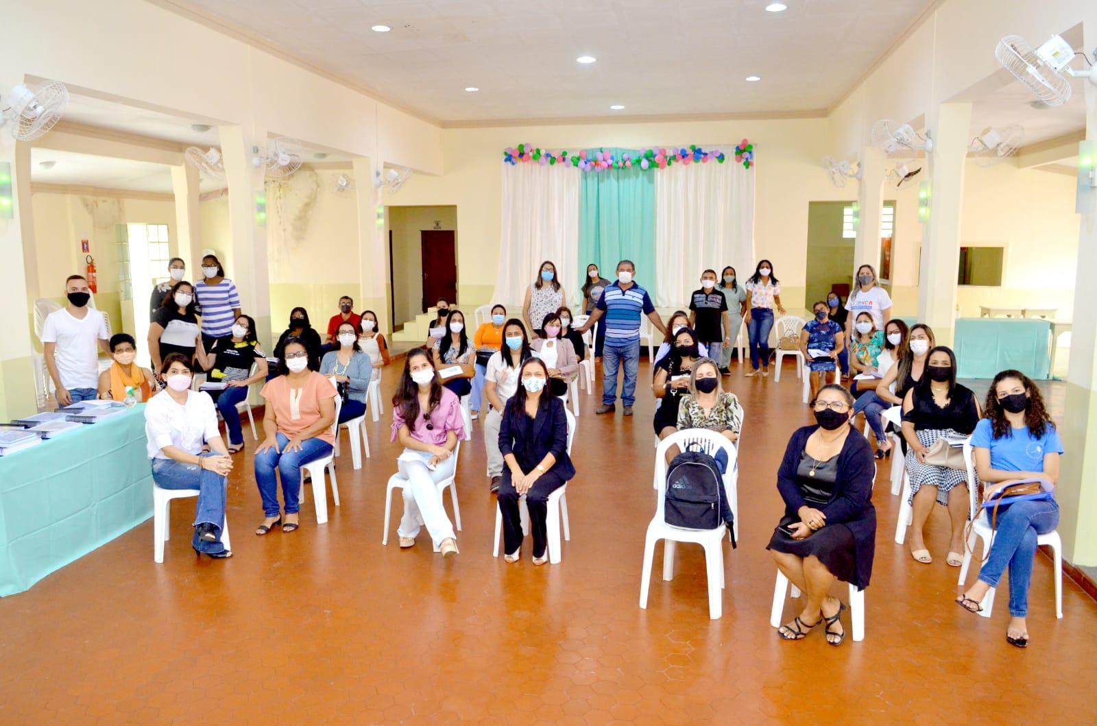 Secretaria Municipal de Educação de Tacaratu promove Encontro Pedagógico para o início do segundo semestre letivo